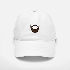 Beard & Mustache Baseball Baseball Baseball Cap
