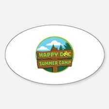 Happy Doc Summer Camp Decal