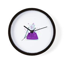 Perfect Chemisty Wall Clock