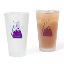 Perfect Chemisty Drinking Glass