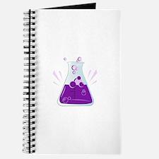 Chemistry Beaker Journal