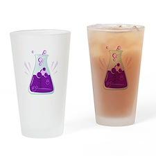 Chemistry Beaker Drinking Glass