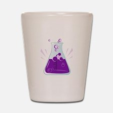 Chemistry Beaker Shot Glass