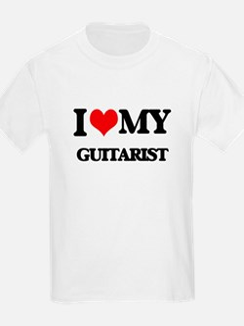 I love my Guitarist T-Shirt