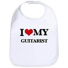 I love my Guitarist Bib