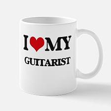I love my Guitarist Mugs