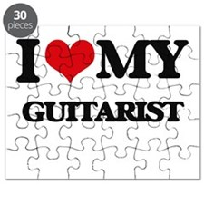 I love my Guitarist Puzzle