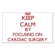 Cardiac Surgery Decal