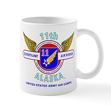 11TH ARMY AIR FORCE WORLD WAR II Mug