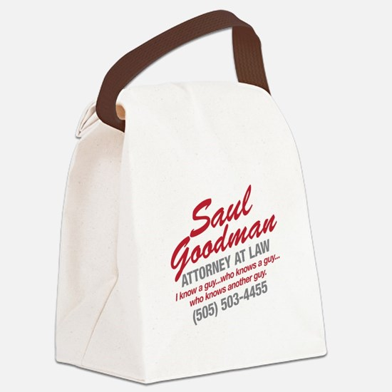 Breaking Bad - Saul Goodman Canvas Lunch Bag