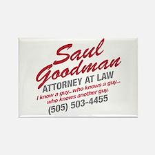 Breaking Bad - Saul Goodman Rectangle Magnet