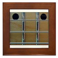 Fretboard Framed Tile