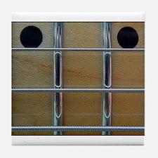 Fretboard Tile Coaster