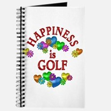 Happiness is Golf Journal