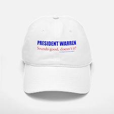 Warren Sounds Good Baseball Baseball Baseball Cap