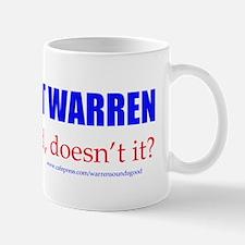 Warren Sounds Good Mugs