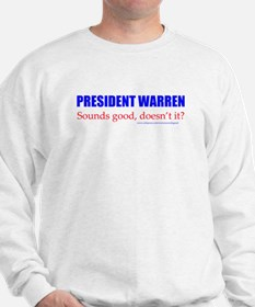 Warren Sounds Good Sweatshirt