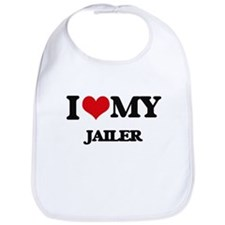 I love my Jailer Bib