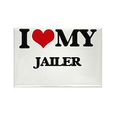 I love my Jailer Magnets