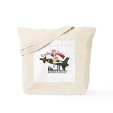 911tile.jpg Tote Bag