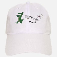 Happy Birthday Trent (gator) Baseball Baseball Cap