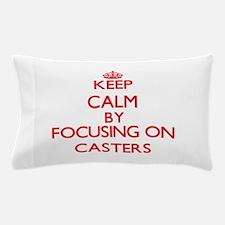 Casters Pillow Case