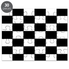 Checkered Pattern Puzzle