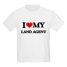 I love my Land Agent T-Shirt