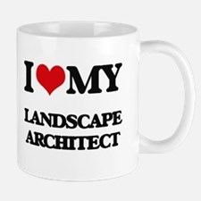 I love my Landscape Architect Mugs