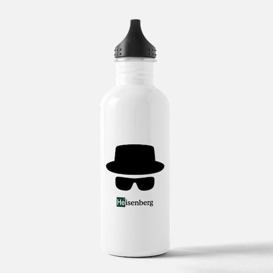 Heisenberg Hat Water Bottle