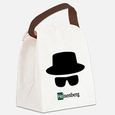 Heisenberg Hat Canvas Lunch Bag