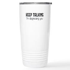 Cute Jung Travel Mug