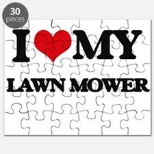 I love my Lawn Mower Puzzle