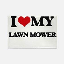 I love my Lawn Mower Magnets