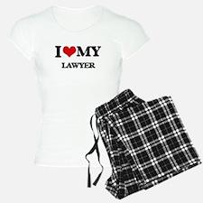 I love my Lawyer Pajamas
