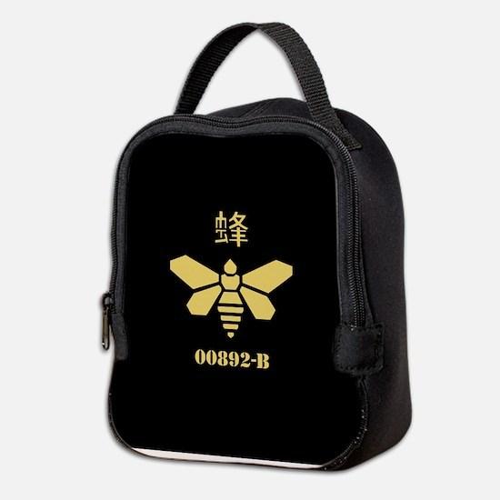 Golden Moth Chemical Neoprene Lunch Bag