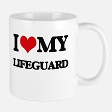 I love my Lifeguard Mugs