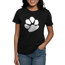 Pawprint Silhouette T-Shirt