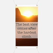 Climb Banner