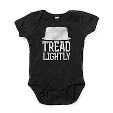 Breaking Bad Tread Lightly Baby Bodysuit
