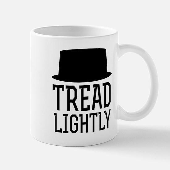 Breaking Bad Tread Lightly Mug