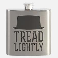 Breaking Bad Tread Lightly Flask
