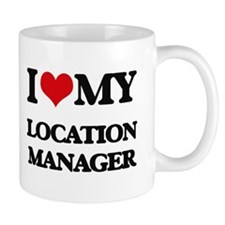 I love my Location Manager Mugs