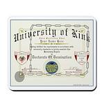 University of Kink Mousepad