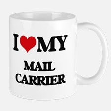 I love my Mail Carrier Mugs