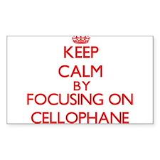 Cellophane Decal