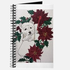 Westie Holiday Delivery Journal
