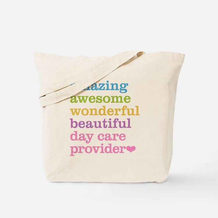 Day Care Provider Tote Bag