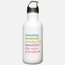 Day Care Provider Water Bottle