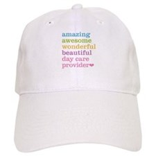 Day Care Provider Baseball Cap